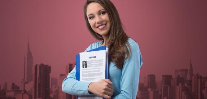 Jak napsat životopis, když jste čerstvý absolvent školy?