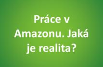 Práce v Amazonu zkušenosti diskuze realita
